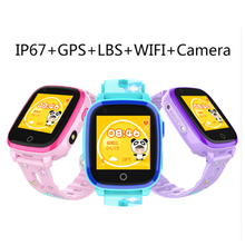 DF33 Smart Watch 4G Android 6 0 GPS LBS Precise Location IP67 Waterproof Sim Card Call