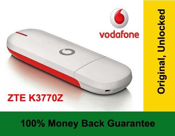 3G USB Modem ZTE K3770Z Mobile Broadband Wireless USB ...
