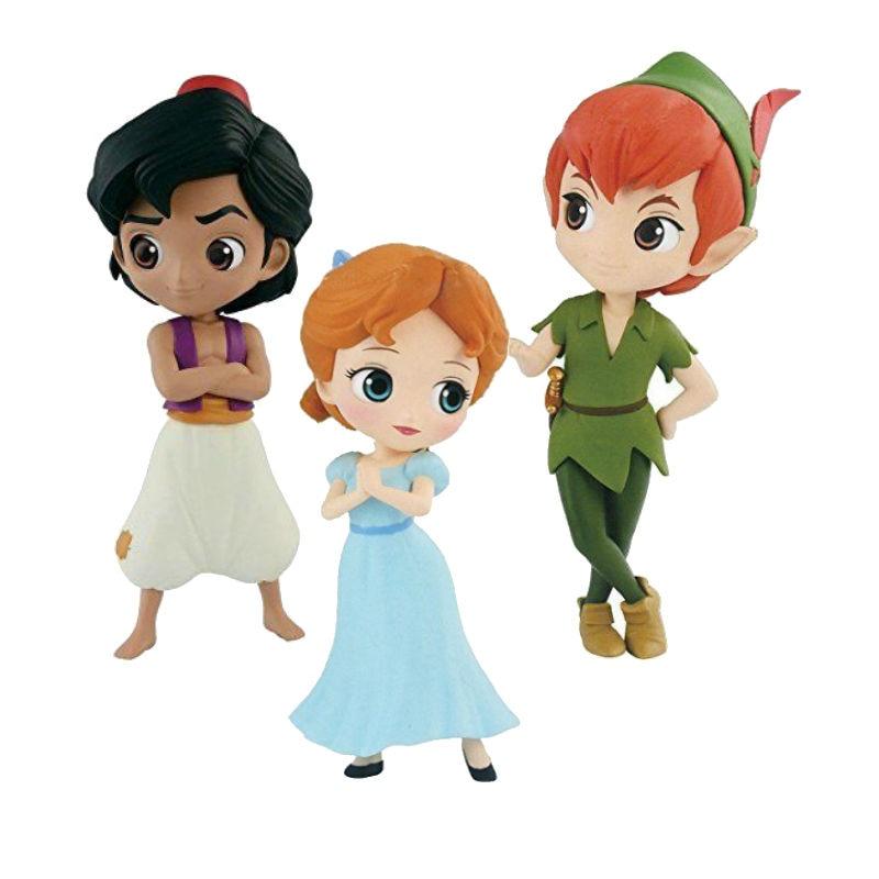 Aladdin Disney Q Posket Petit Fantastic Time Mini Figure