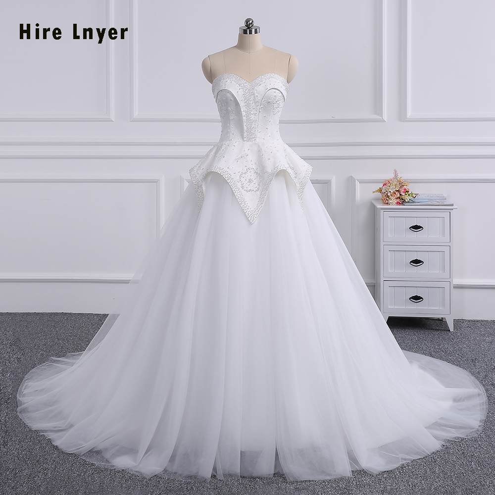 HIRE LNYER 2019 New Arrive 100% Real Photos Lace Pearls