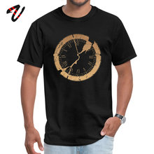 Simple Style Gangsta T-shirts for Men Strange Things Tops Shirts Company Thanksgiving Day Fitness Tight