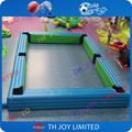 best 12x6m inflatable pool soccer table,Inflatable Snooker Ball Game,inflatable billboard table,inflatable snooker pool table