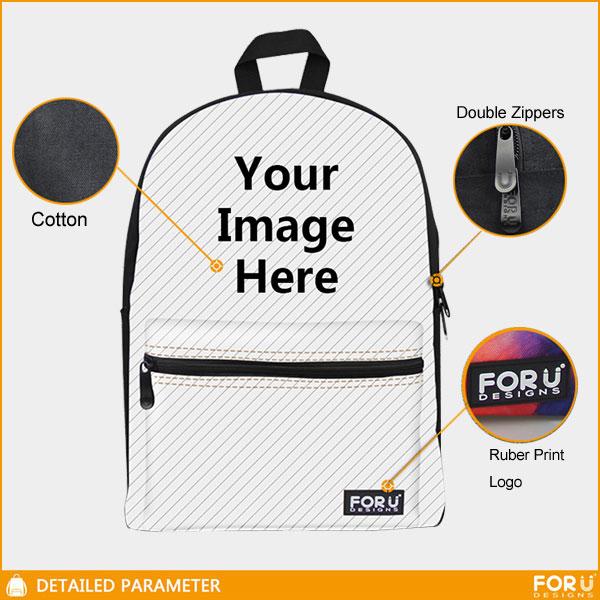 FORUDESIGNS Trendy Children School Bags Women Galaxy Schoolbag for Teenager  Girls Students Canvas Emoji School Bag da882371d6d3a