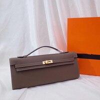 WG0804 100% натуральная кожа роскошные Сумки Для женщин сумки дизайнер Crossbody сумки для женские Европе Бренд Взлетно посадочной полосы