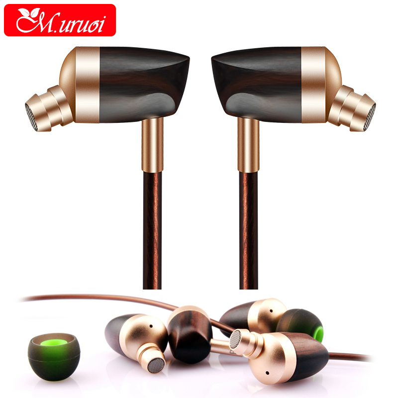 M.uruoi Dynamic+Balanced Armature In-Ear Earphone Bass Music For MP3 Player Headset Portable For Mobile Phone Sport For Hifi Mp3 kz zs5 double hybrid daynamic and balanced armature sport earphone four driver in ear headset noise isolating hifi music earbuds