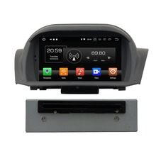 Android 8.0 Octa Core 7″ Car Multimedia DVD GPS Head Unit for Ford Fiesta 2011-2016 4GB RAM Radio Bluetooth WIFI USB Mirror-link