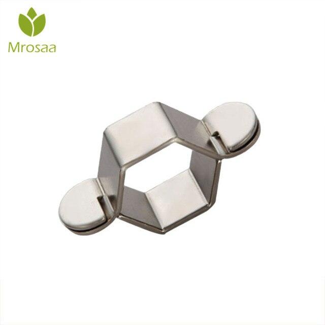1 Pcs Silver Metal Faucet Hexagon Nut Spanner Repair Tool Hexagon Nut  Detachable Kitchen Faucet Tap