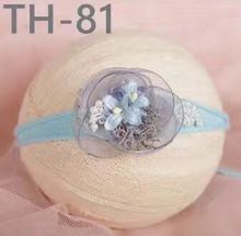 newborn photography prop baby flower headband cute princess head wear  gift for girl shooting
