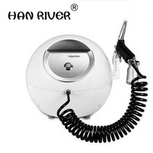 HANRIVER Beauty equipment oximeter closed pore water replenishing water tender skin oxygen injection without needle gauge