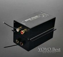 Douk Osito de audio Mini Amplificador de Phono pre-amplificador MM RIAA Tocadiscos Audio Estéreo de Alta Fidelidad amp Negro Envío Gratis