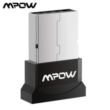 Mpow BH079A Bluetooth Adapter USB Für Computer Wireless Headset Bluetooth Lautsprecher Bluetooth 4,0 USB Bluetooth Adapter/Empfänger