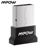 Mpow BH079A Bluetooth адаптер USB для компьютера Беспроводной гарнитура Bluetooth Динамик Bluetooth 4,0 USB Bluetooth адаптер/приемник