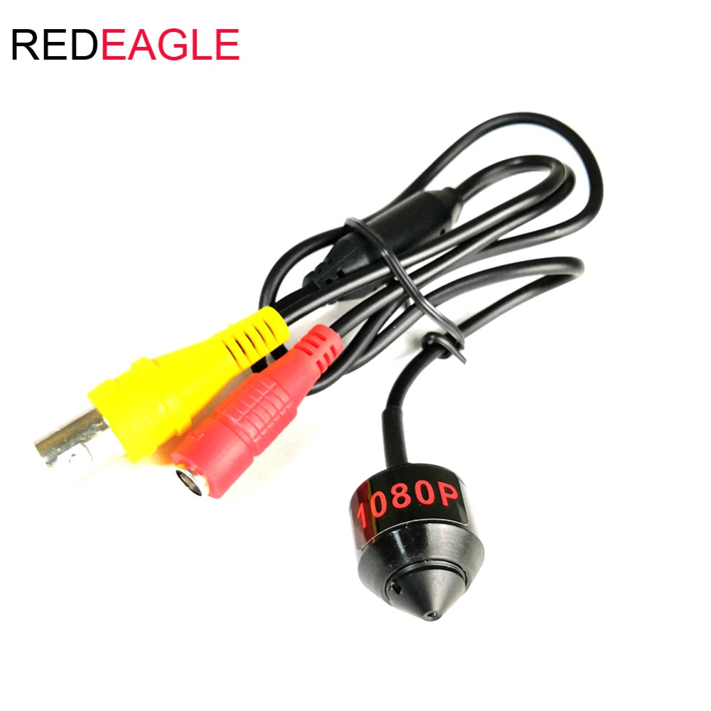 REDEAGLE 1080P HD Mini Bullet AHD Security Camera BNC Port Metal Housing for 2MP CCTV AHD DVR System