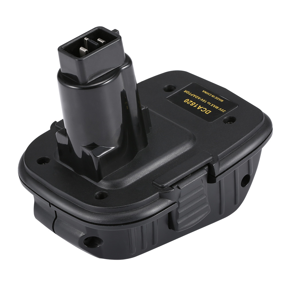 DCA1820 <font><b>18V</b></font>/20V Lithium Battery Convert To Nickel Electric Drill And Charger Tools <font><b>Adapter</b></font> For Dewalt Batteries --M25 image