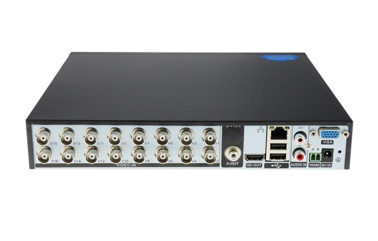 Niebieski-Panel 1080P 1080P Full HD XMeye Hi3531A 16CH/8CH 6 w 1 WIFI koncentryczny hybrydowy onvif CVI TVI NVR AHD CCTV DVR darmowa wysyłka
