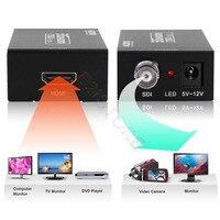 Portable Mini Size HDMI To SDI Converter Adapter HDMI To BNC SDI/HD SDI/3G SDI 1080P Multimedia HD Video Converter