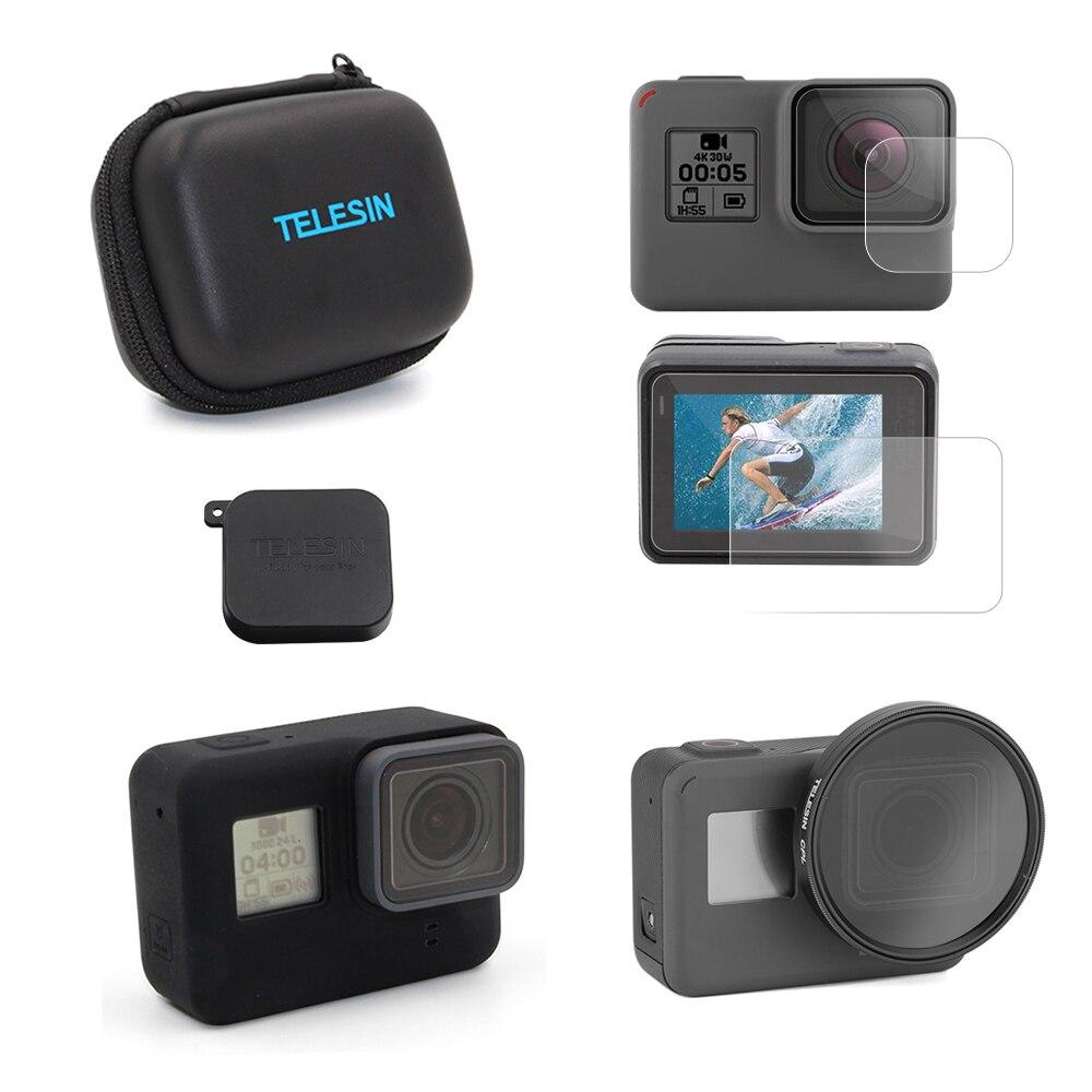 TEELSIN Mini Kamera Fall, bildschirm Objektiv Film, Objektivdeckel ...