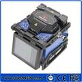 Envío Gratis Fusionadora de Fibra Óptica Máquina de Empalme de Fusión De Fibra Óptica Splicer ORIENTEK T37