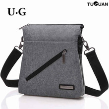 2016 Genuine TIGUAN Shoulder Bag Male Oxford Cloth Waterproof Simple Business Men Vertical Section of Portable Messenger Bag