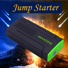 High quality  Capacity Car Jump Starter Mini Portable Emergency Super Function