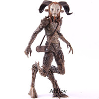 NECA Pans Labyrinth Action Figure El Laberinto Del Fauno Faun PVC Collectible Model Toy Decoration Doll