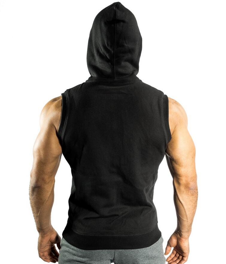 e97a8e5767232 Men Cotton Hoodie Sweatshirts fitness shirt clothing bodybuilding ...