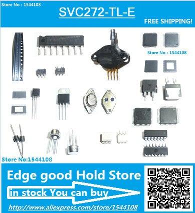 SVC272-TL-E DIODE FM VARICAP TWIN VR 8V MCP3 272 SVC272 20PCS