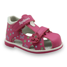 Summer Orthopedic Kids Sandals With Arch Support