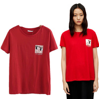 f59b38f8d2ec3 Tshirt With Pig Preço mais baixo