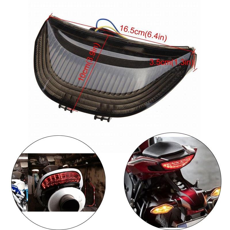 For Honda Cbr600rr Cbr1000rr Cbr 600rr 1000rr Led Rear