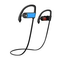 2016 novos Esportes Apoio Fone de Ouvido Bluetooth BH-01 remarcação número Ear Pendure 4.0 em fones de Ouvido Estéreo Estúdio de Música Sem Fio com Microfone