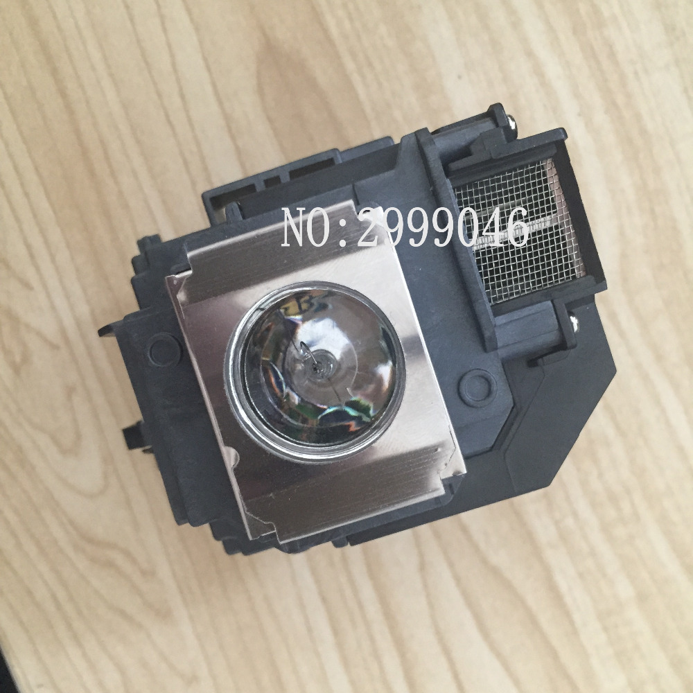 Replacement Original Projector ELPLP55 Lamp For Epson EB-W8D, EB-W8DLW Projectors(200W) free shipping new projector lamps bulbs elplp55 v13h010l55 for epson eb w8d eb dm30 etc