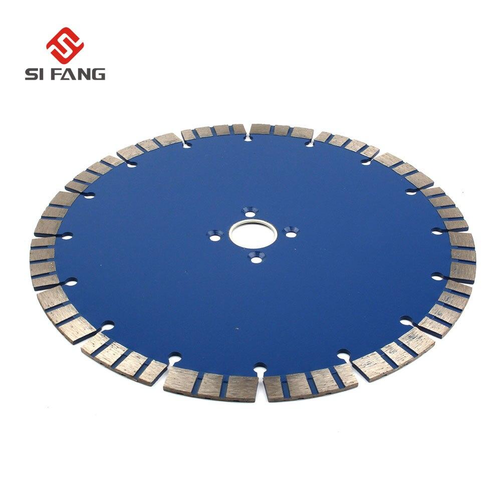9/'/'Inch 230mm Dia Diamond Saw Blade U Tooth Dry Cutting Diamond Wheel Disc Stone