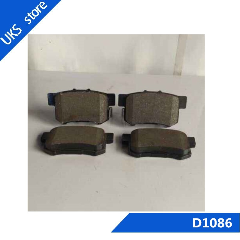 Car Brake Pads >> Us 8 9 4piece Set Car Brake Pads Rear D1086 For Honda Crv In Car Brake Pads Shoes From Automobiles Motorcycles On Aliexpress