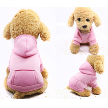 Soft and Warm Hoodie for Small Dogs