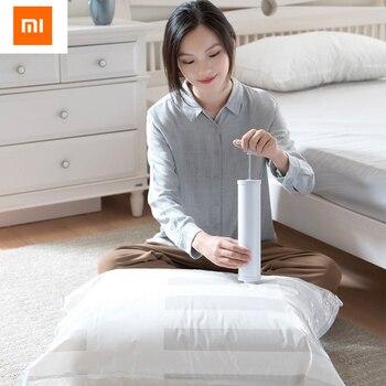 Origianl Xiaomi חכם ואקום אחסון שקית סט עבור יומי שמיכת כרית אחסון