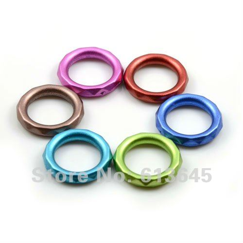 120pcslot wholesale ccb rings six colors mixed round circle ring 120pcslot wholesale ccb rings six colors mixed round circle ring jewellery pendants scarf mozeypictures Choice Image