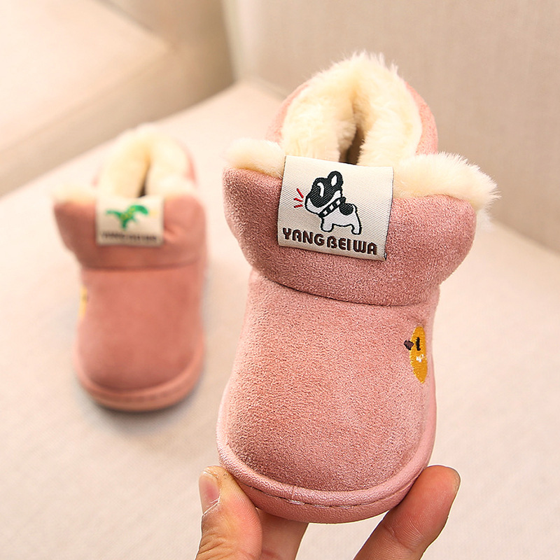 Aliexpress.com : Buy Winter Children Cotton Shoes Kids ...