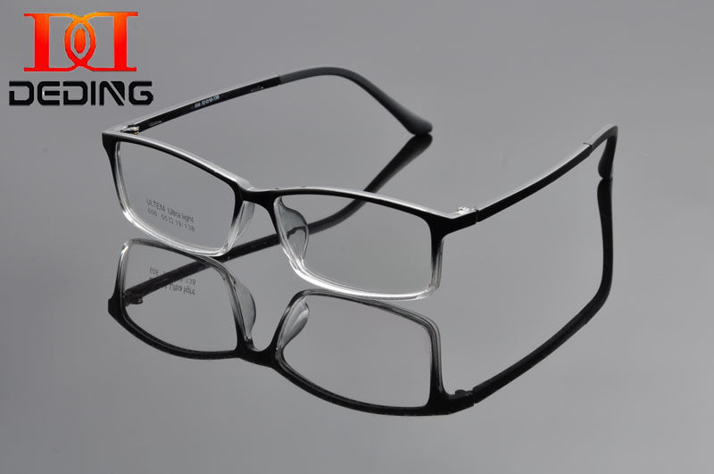 What's more, our clear eyeglasses frames can be filled with varying lenses, like prescription lens, non-prescription glasses, polarized lens, reading lens, and even bifocal or progressive lenses etc.