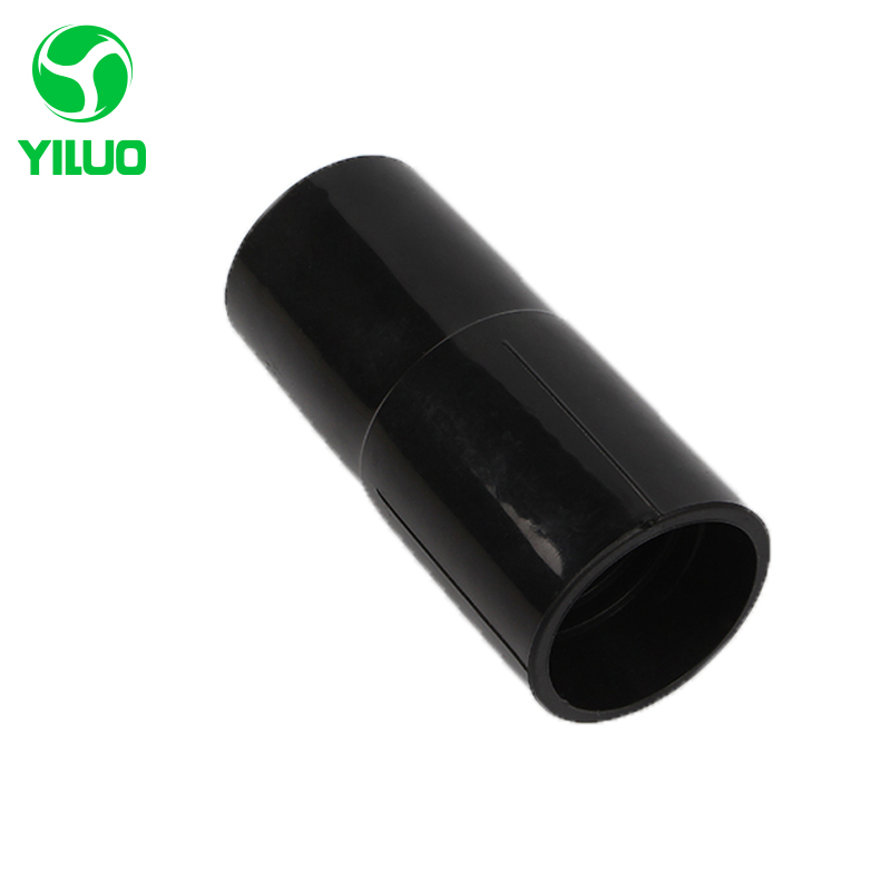 цена на Vacuum cleaner Connector inner diameter 38mm Outer diameter 43mm PP Plastic Adapter For Accessories Idustrial Vacuum Cleaner