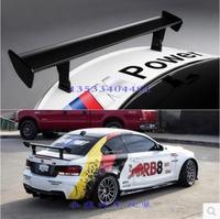 탄소 섬유 자동차 뒷좌석 트렁크 스포일러 BMW 1 3 4 5 시리즈 1 M M2 M3 M4 M5 M6 E82 E87 E92 E93 F30 F10