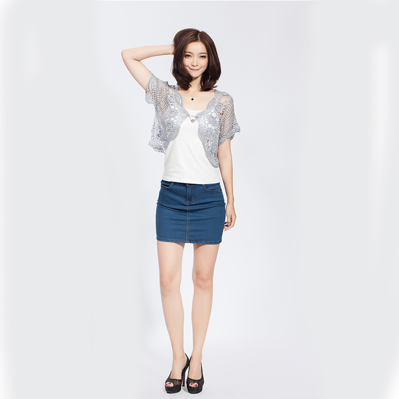 Summer Elegant Fashion 5 Color 2016 fashion Women's Short Sleeve ...