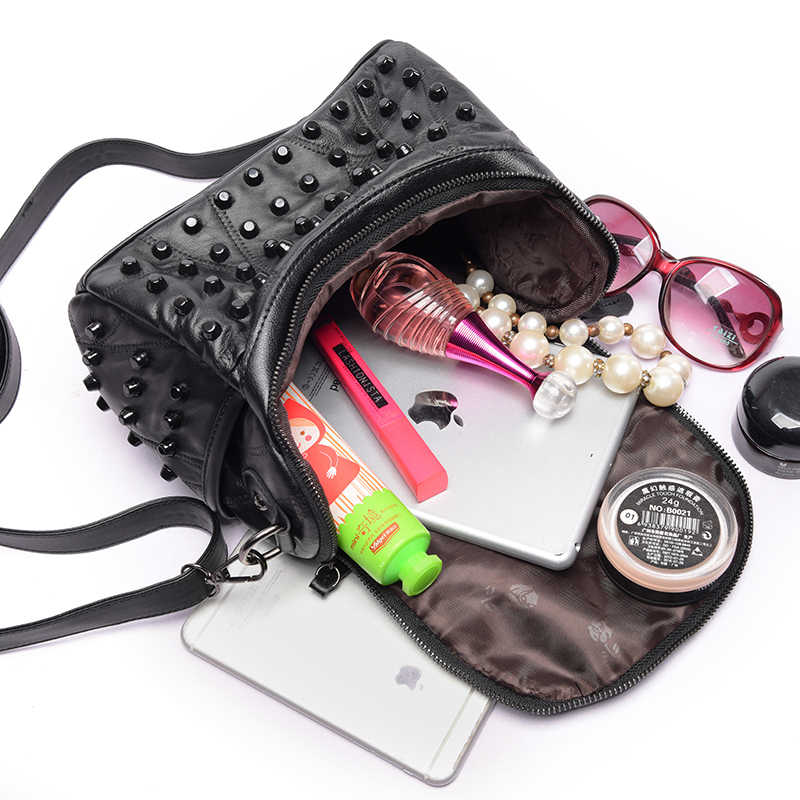 2019 luxus Frauen Aus Echtem Leder Tasche Schaffell Messenger Taschen Handtaschen Berühmte Marken Designer Weiblichen Handtasche Schulter Tasche Sac