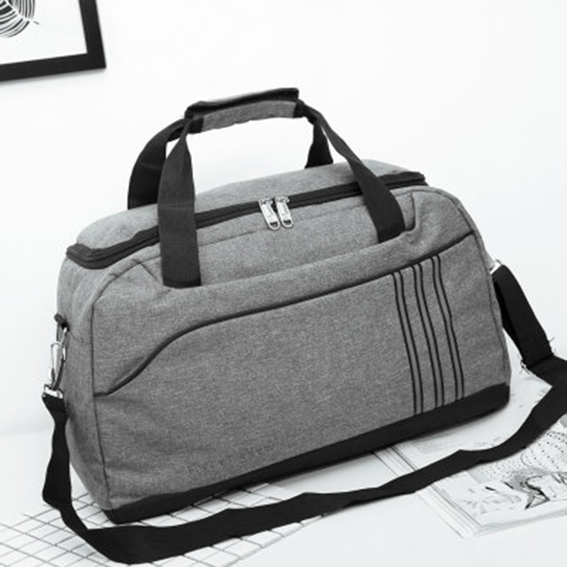 Для мужчин дорожные сумки моды нейлон большая сумка для путешествий складной Дорожная сумка большой Ёмкость Чемодан Путешествия Duffle Сумки ...
