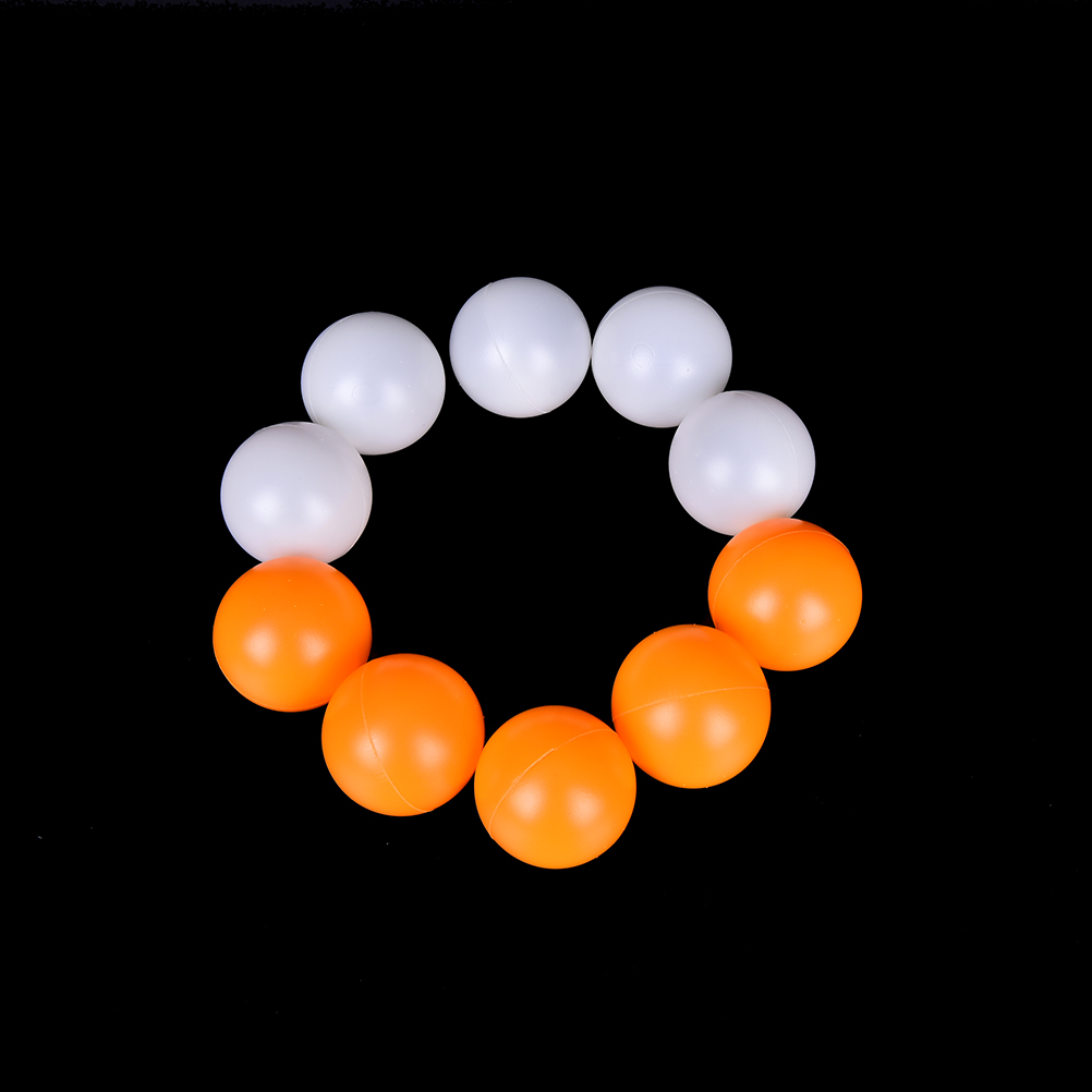 150PCS Ping Pong Balls Table Tennis Balls Sports Practice Accessories hot selling 2 Color