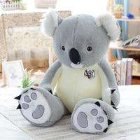 Big Size Koala Plush Toy Bear Soft Stuffed Toys Cartoon Animal Plush Doll Stuffed Pillow Koala Dolls Birthday Christmas Gift