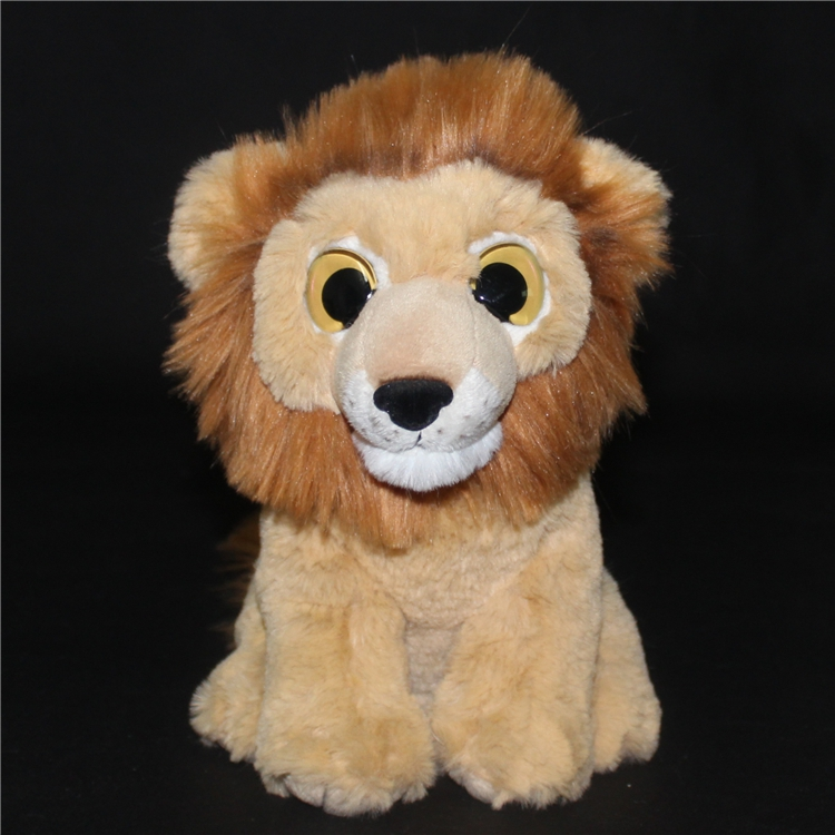 Simulation Wild  Plush Animals Doll Toys For Children Ornaments  Toy  Gifts Stores