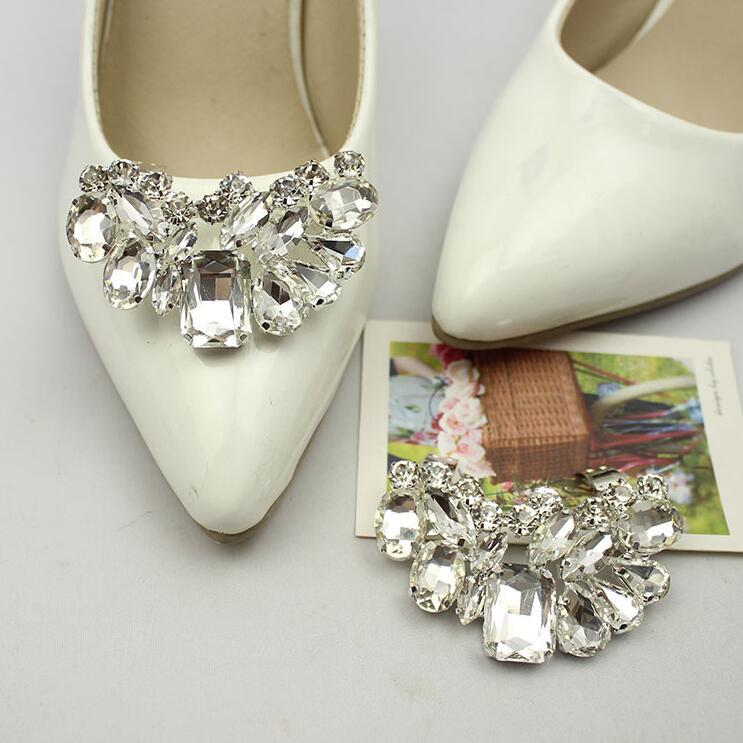 Clip Per Scarpe Da Sposa.Donne Rimovibili Scarpe Decorativi Bella Accessori Per Scarpe Da