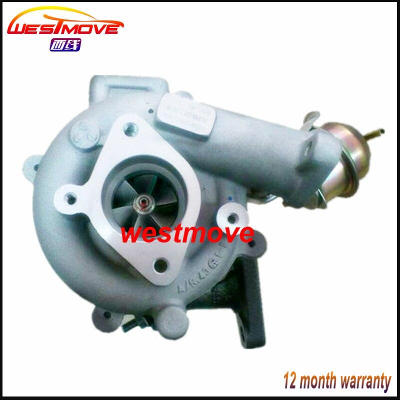 GT1849V turbo 727477-5007 S 727477 14411-AW40A turbocharer per Nissan Almera V10 N16 Primera P12 WP12 X-Trail t30 2.2 dci YD22DDT