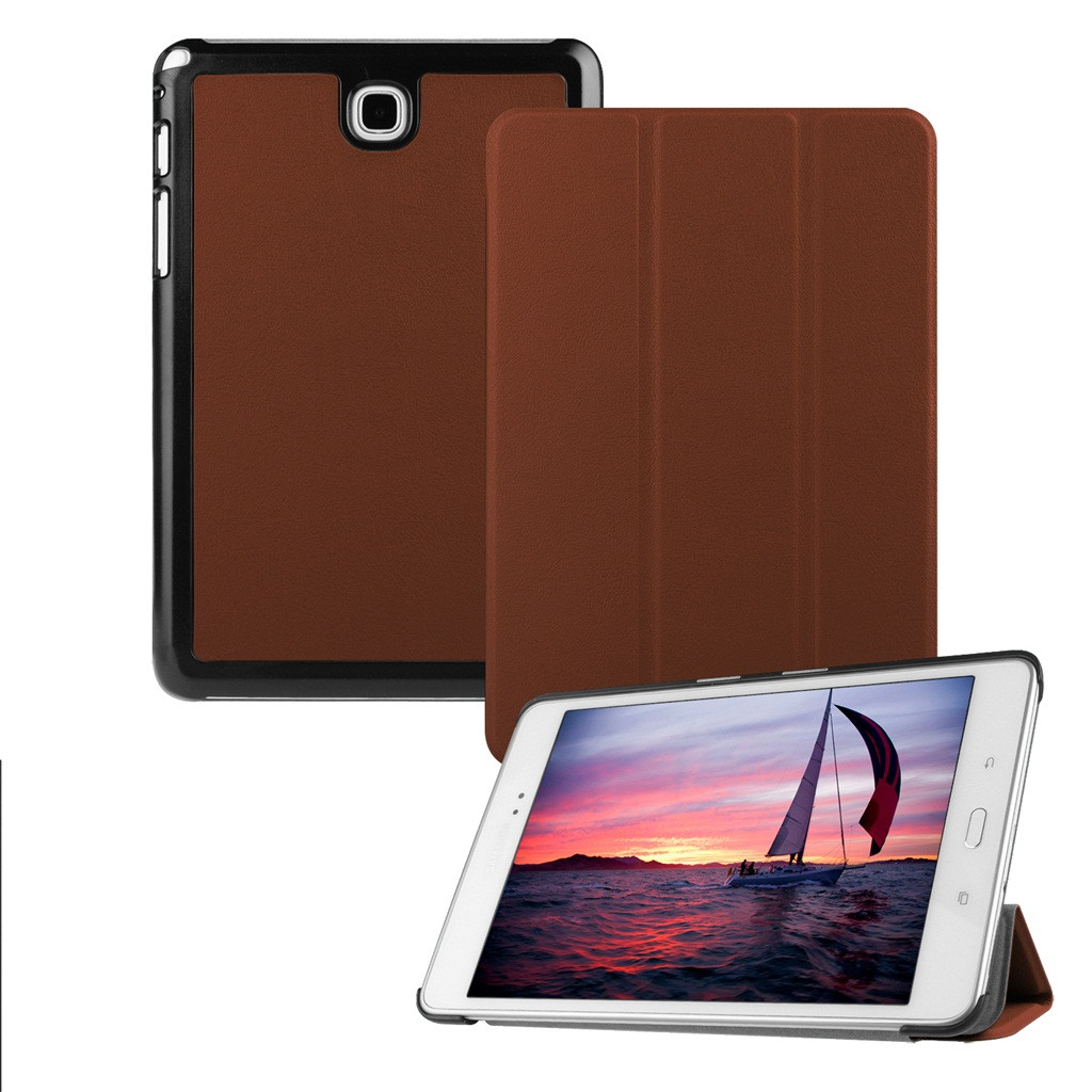 Ultra Thin Tablet Case Multi-Color For Samsung Galaxy Tab A T350 8\